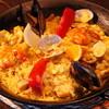 ウェルファン カフェ - 料理写真:魚介スタンダードミックスパエリア/¥1450  魚介が沢山入って、自家製チョリソーも入ったダシのきいたパエリアです!!