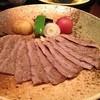 伊勢長 - 料理写真:牛網焼き