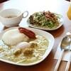 ユルカフェ - 料理写真:看板メニュー 全部のせユルカレーセット