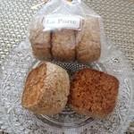 ラポルト - 全粒粉クッキー
