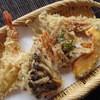 盛朗庵 - 料理写真:美味しいそばと一緒に、注文できちゃうトッピング天ぷら。驚きの価格50円~150円。美味しいそばとどうぞ。詳しくは店頭スタッフまで。