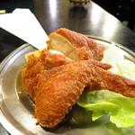 和泉屋 - 若鶏の唐揚げ(特大)650円