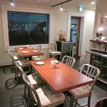 中国菜 膳楽房 - 1階 テーブル席