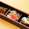 すし家 銀海 - 料理写真:前菜盛り合わせ