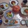 御園ホテル - 料理写真:ある日の夕食