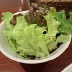 香月珈琲店 - サラダ
