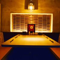 【全席個室】イチオシの個室。女子会にぜひ利用したい洞窟風