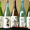 遊食 東山庵 - 料理写真:当店自慢の純米酒。あなたの好みを探してみては?