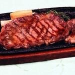 つくし - 料理写真:絶品!!和牛サーロインステーキ