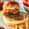 ファイヤーハウス - 料理写真:アップルバーガー