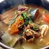 元祖へっころ谷 - 料理写真:ねぎキムチほうとう