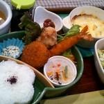 Cafe Shien - 料理写真:おべんとう豆