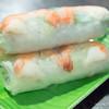 ミ・レイ - 料理写真:海老の生春巻