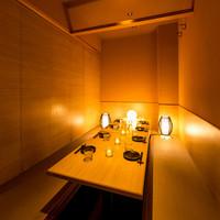完全個室&半個室を多数ご用意!様々な用途にお使いください。