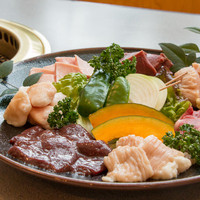 カルビ食べ放題コース(90分)