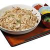 昭和食堂 - 料理写真:話題のギガ盛り!
