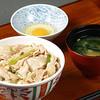 昭和食堂 - 料理写真:名物スタミナ丼