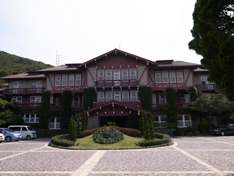 雲仙観光ホテル・メインダイニング