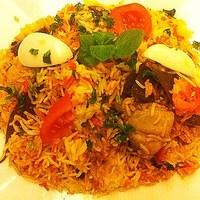 Chicken Biryani:チキン ビリヤニ