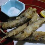 魚康 - メヒカリ唐揚げ