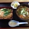 とんち - 料理写真:はんちゃんカツ重1050円
