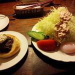 coffee shop KAKO  - モーニングセット①