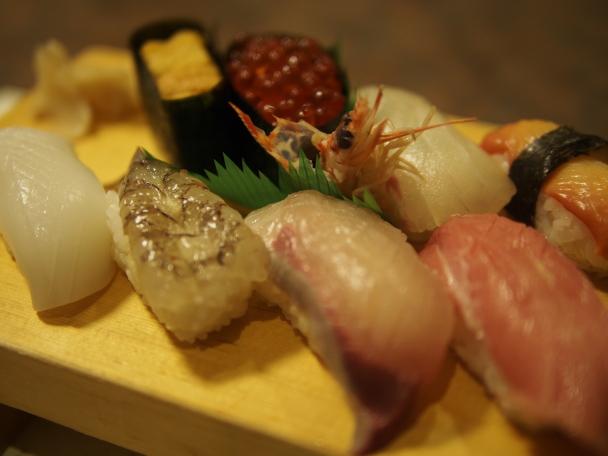 寿司たがわ