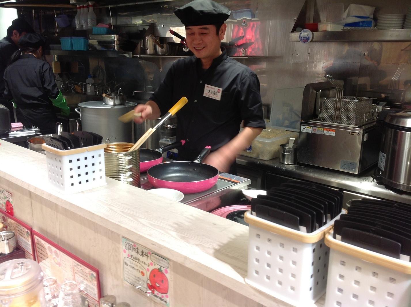 太陽のトマト麺 上野広小路店
