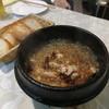 ビストロホルモン - 料理写真:名物のミノのオリーブ焼
