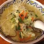 中国ラーメン揚州商人 - 野菜ラーメン