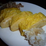 和食個室×しゃぶしゃぶ鍋 にっぽん市 - フワフワ明石焼き風だし巻卵(580円)