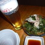 和食個室×しゃぶしゃぶ鍋 にっぽん市 - エクストラコールドでまずは乾杯!
