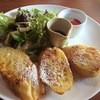 ル ルパン ブルー - 料理写真:フレンチトーストモーニング