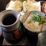 冨士吉 - 出汁と薬味