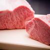 仔牛屋 - 料理写真:黒毛和牛のロースとヘレ