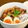 鳥めし 鳥藤 - 料理写真:鳥めし(700円)