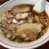 真砂そば - 料理写真:中華そば650円
