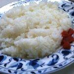 24181927 - 野咲ランチのご飯