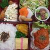 順ちゃん亭 - 料理写真:幕の内弁当 チキン南蛮 アヒポキ トマトソースうどん等