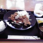 けやき - 唐揚げ南蛮タルタルソース630円
