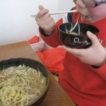 柳家 - みそラーメン実食