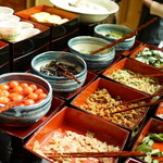 ザ・リッツ・カールトン大阪 - 和食も充実。