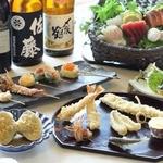 天喜代 - さっぱり・サクサクの天ぷらをお楽しみください。