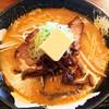 すすきのらぁめん 膳 - 料理写真:味噌バターラーメン