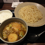 北摂池田 美味処 嘉づ家 - カレーつけ麺