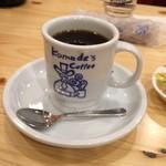 コメダ珈琲店 - 雪で渋滞(^^