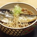二丸屋武蔵亭 - 料理写真:にしん蕎麦