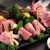 焼肉丸萬 - 料理写真:充実の内容『究極の特選五種盛』  ※2~3名様用 タレor塩