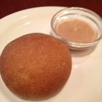 ビストロ クレール - 自家製パン リエット付