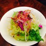 Rui - オムライスランチのサラダ
